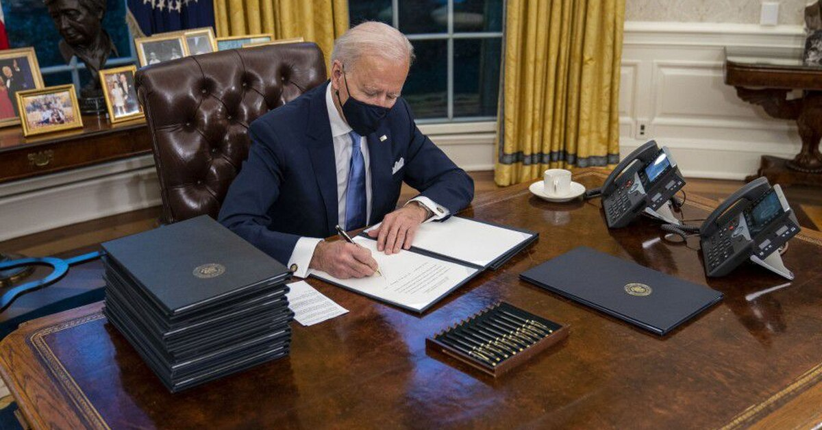 Impact of President Biden's first executive actions on auto industry