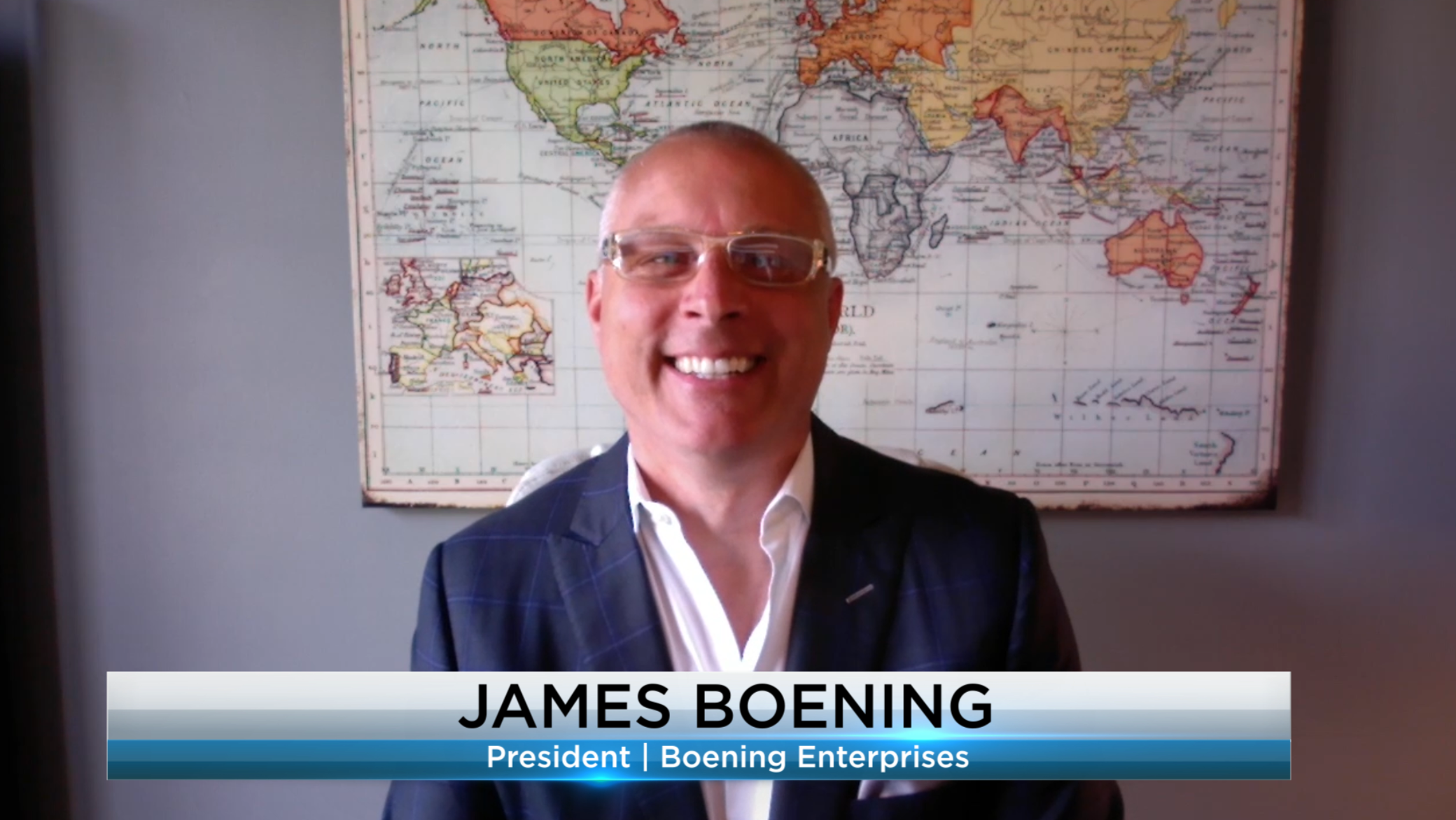 Used vehicles - James Boening