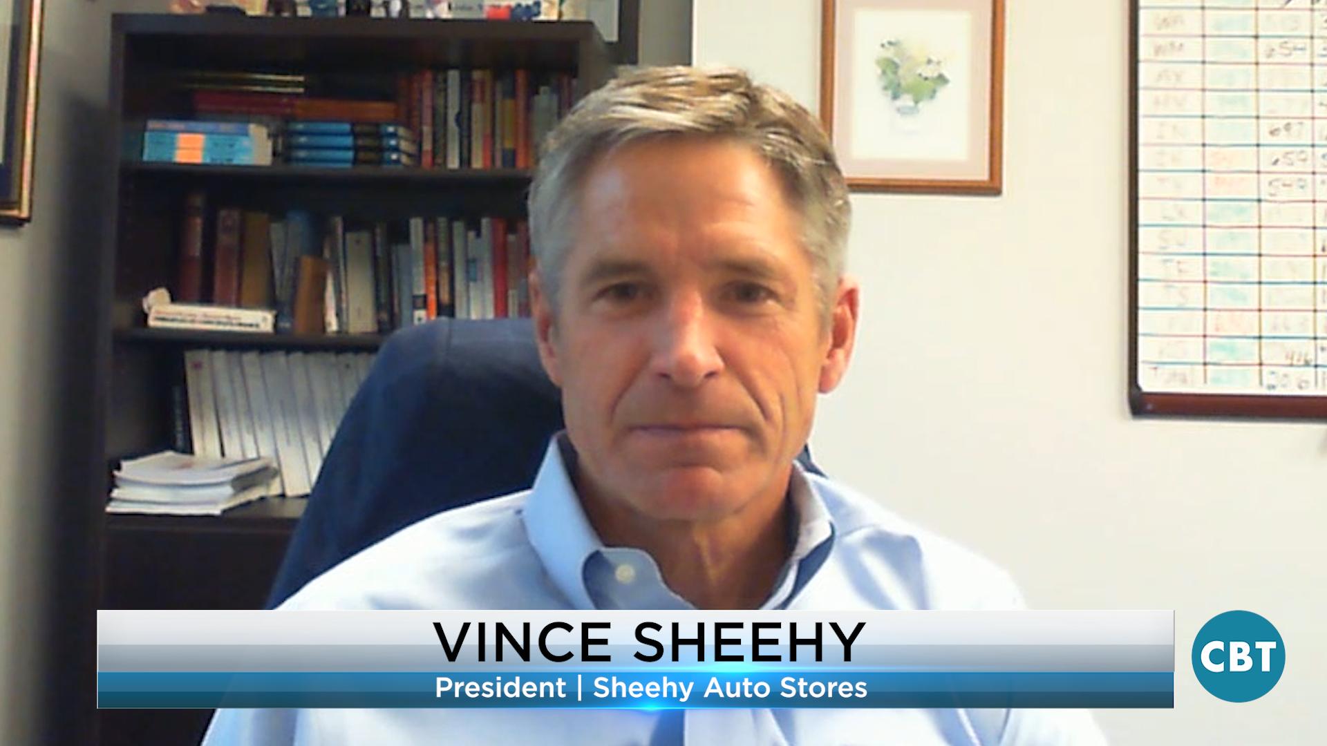 Vince Sheehy