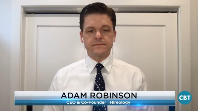 Remote work - Adam Robinson