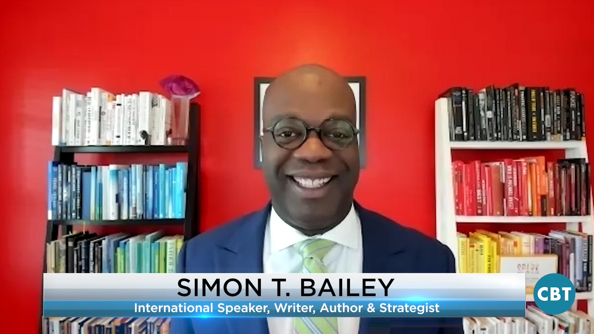 motivasi - Simon T. Bailey